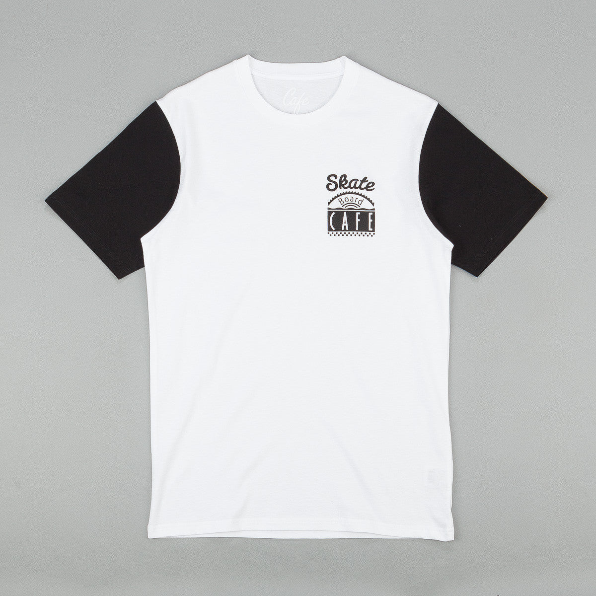 Skateboard Cafe Split T-Shirt