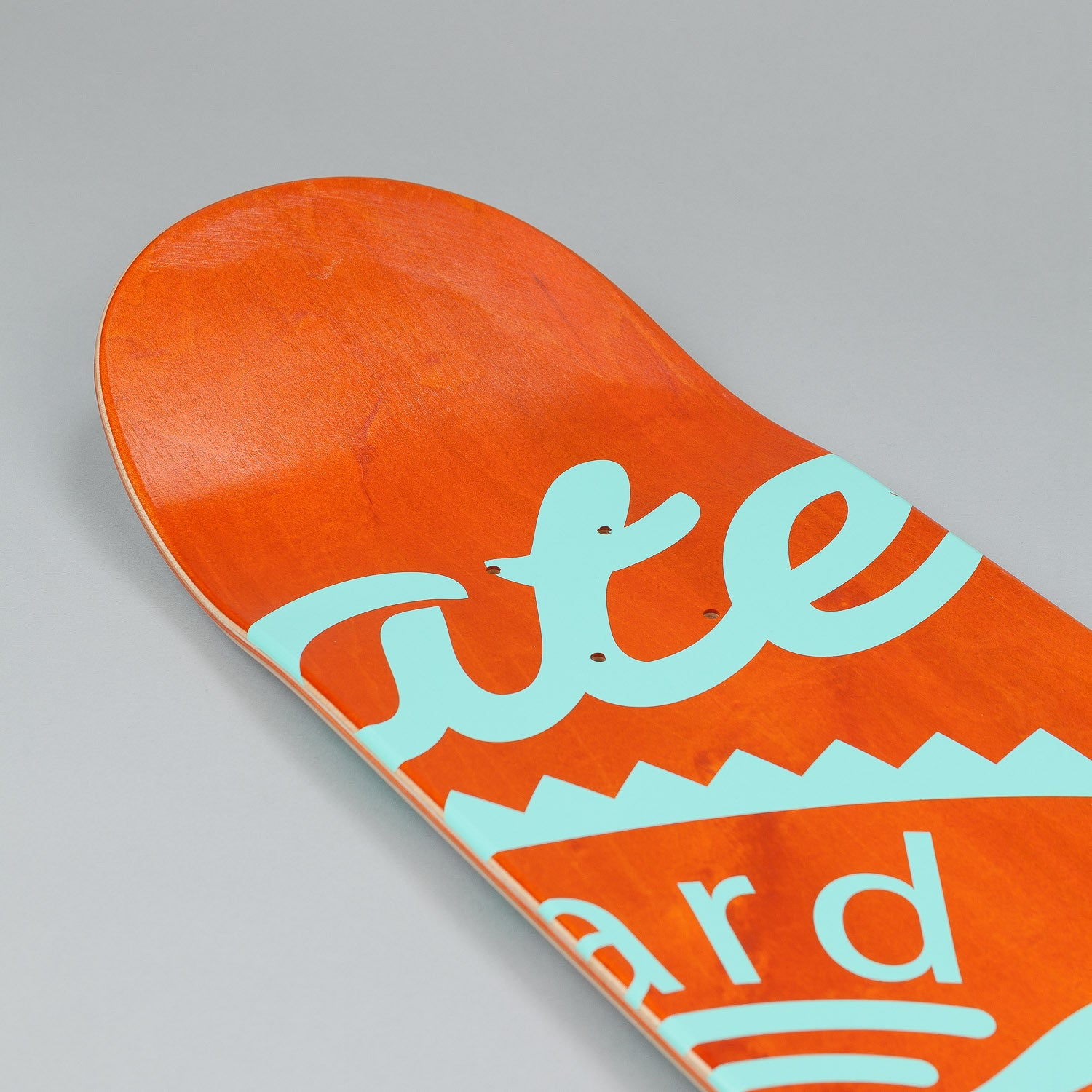 "Skateboard Cafe Lil Cuppy Deck 8.25"" - White"