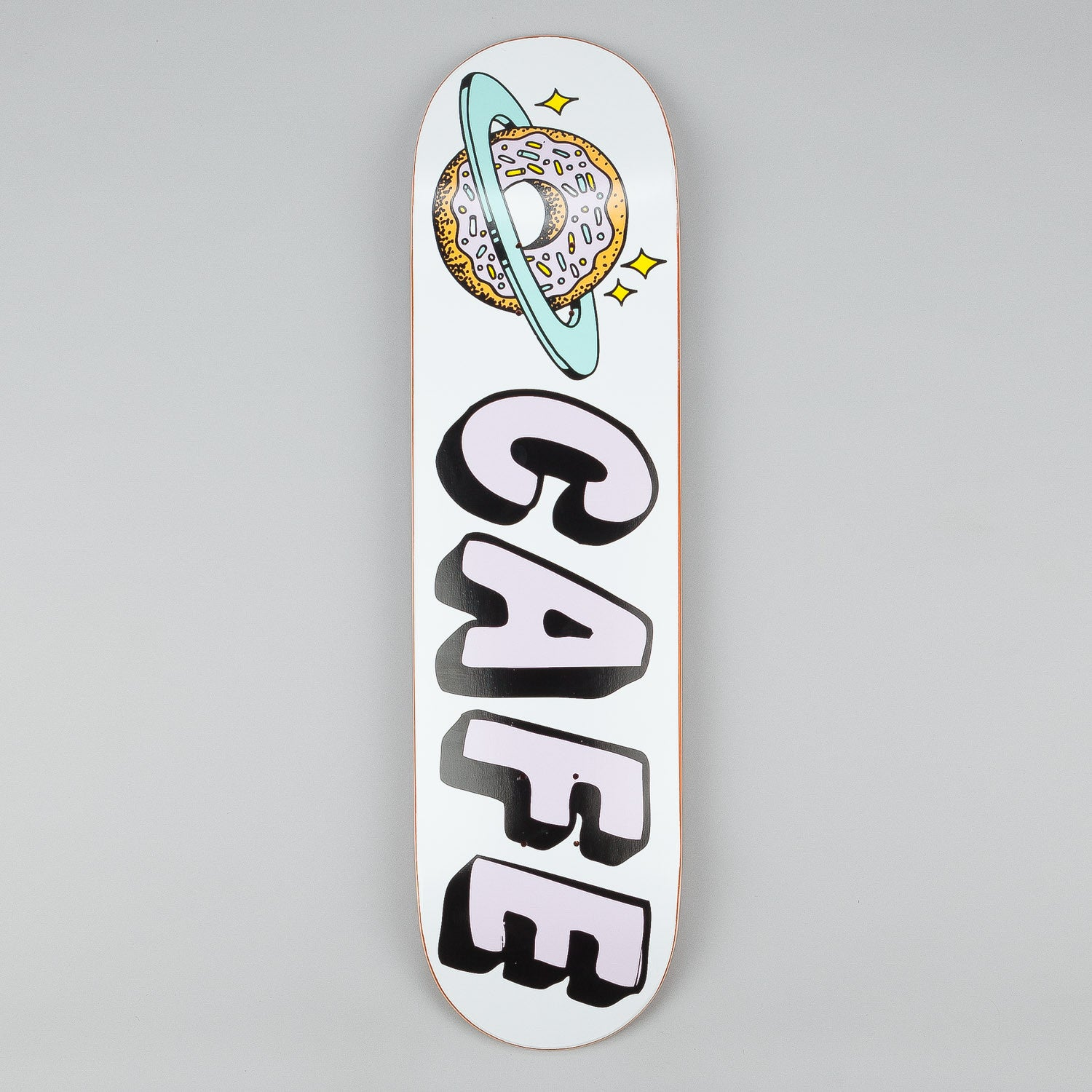 Skateboard Cafe Planet Donut Deck 8.4""
