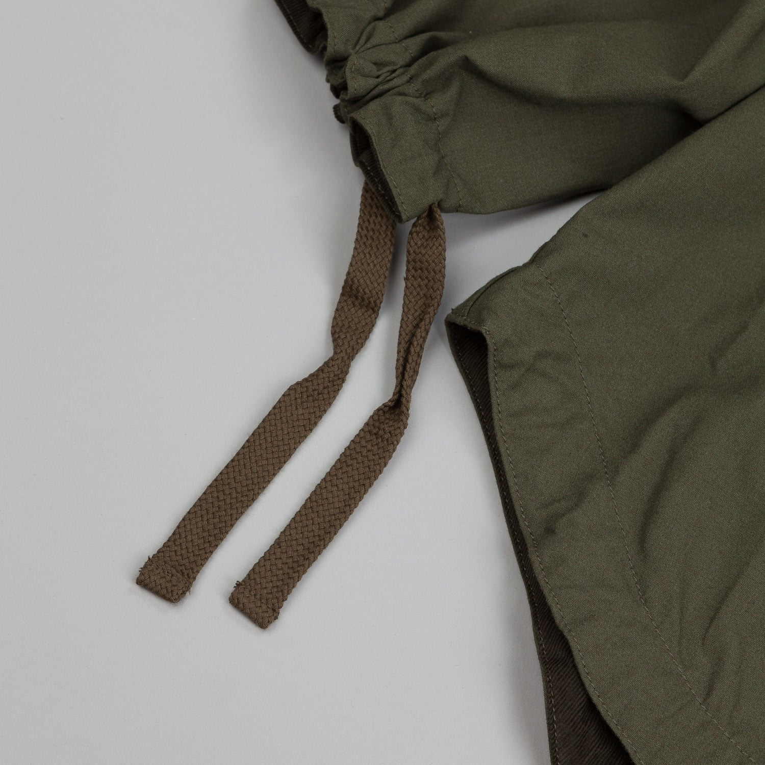 Snow Peak Fire Protect Poncho Jacket Olive