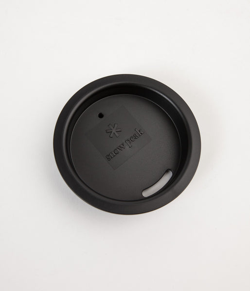 Snow Peak Insulation Lid For 450ml Ti Mug (MG-053) - Black
