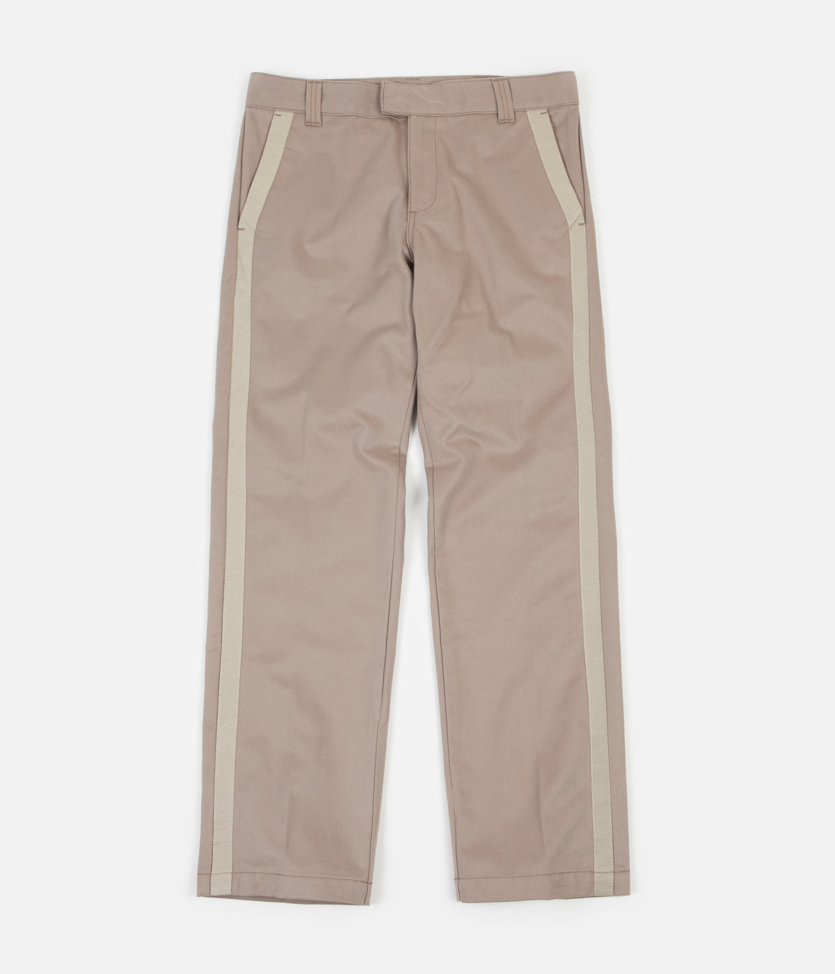 Soulland Greco Heavy Trousers - Light Beige