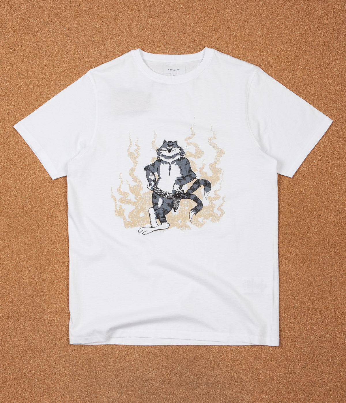 Soulland Manuel T-Shirt - White
