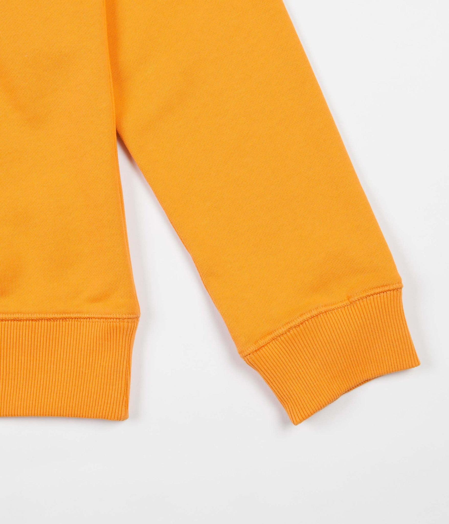 Soulland Omelette Crewneck Sweatshirt - Orange