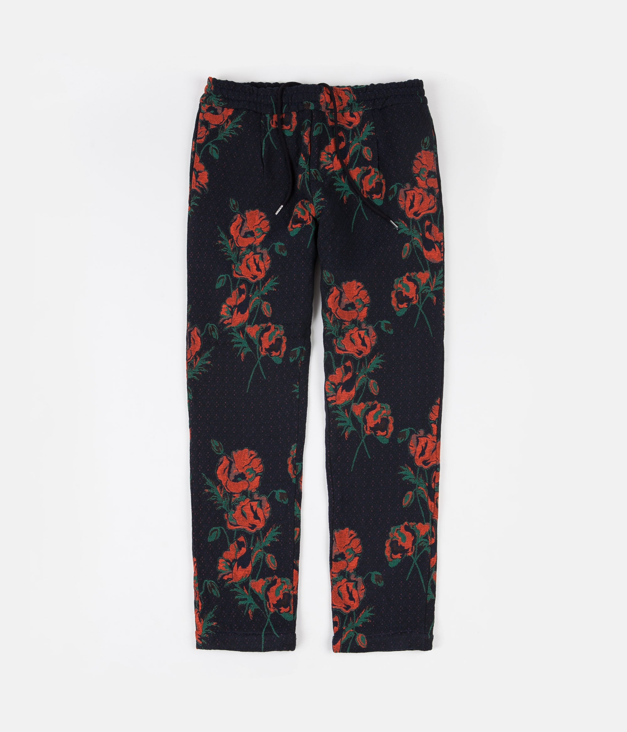 Soulland Sydow Relaxed Jacquard Pants - Multi
