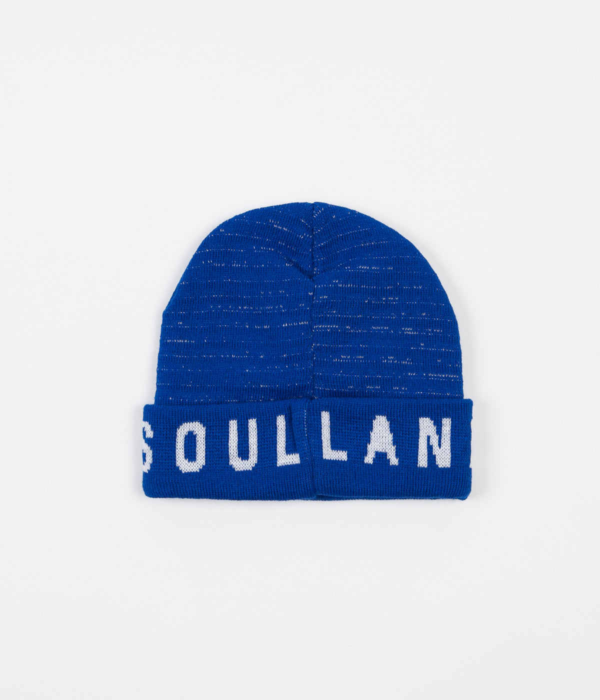 Soulland X 66°North Beanie - Blue / White