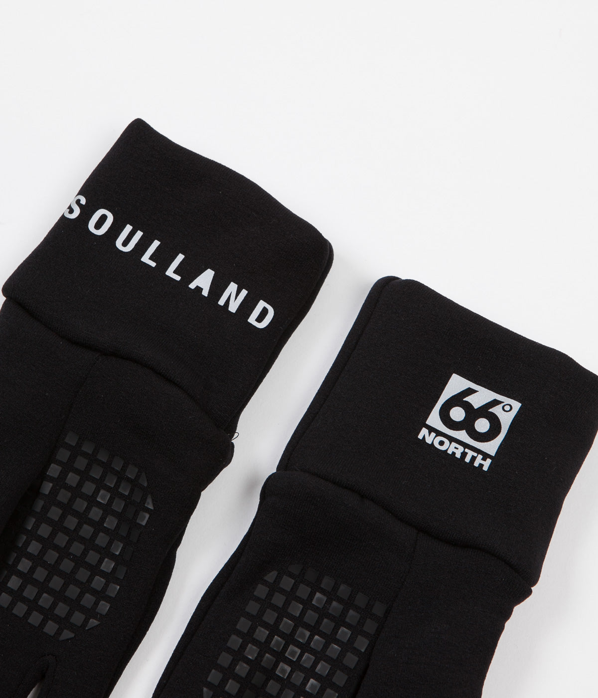Soulland X 66°North Gloves - Black