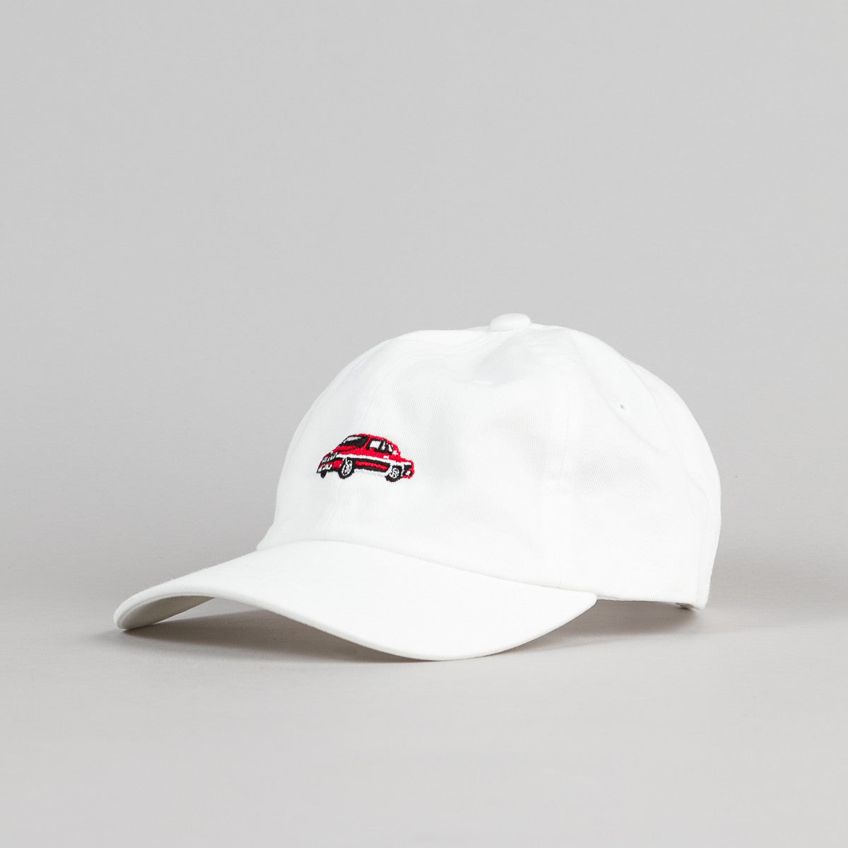 The Hundreds Caprice Strapback Cap - White