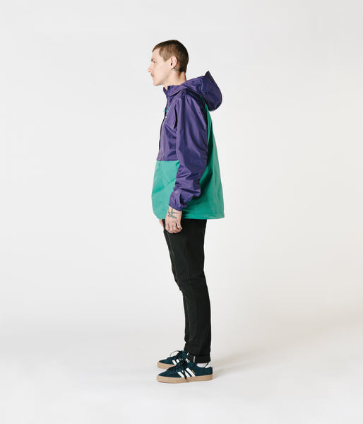 Patagonia Torrentshell Pullover Jacket - Purple