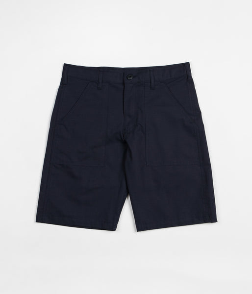 Stan Ray 4 Pocket Shorts - Navy Ripstop