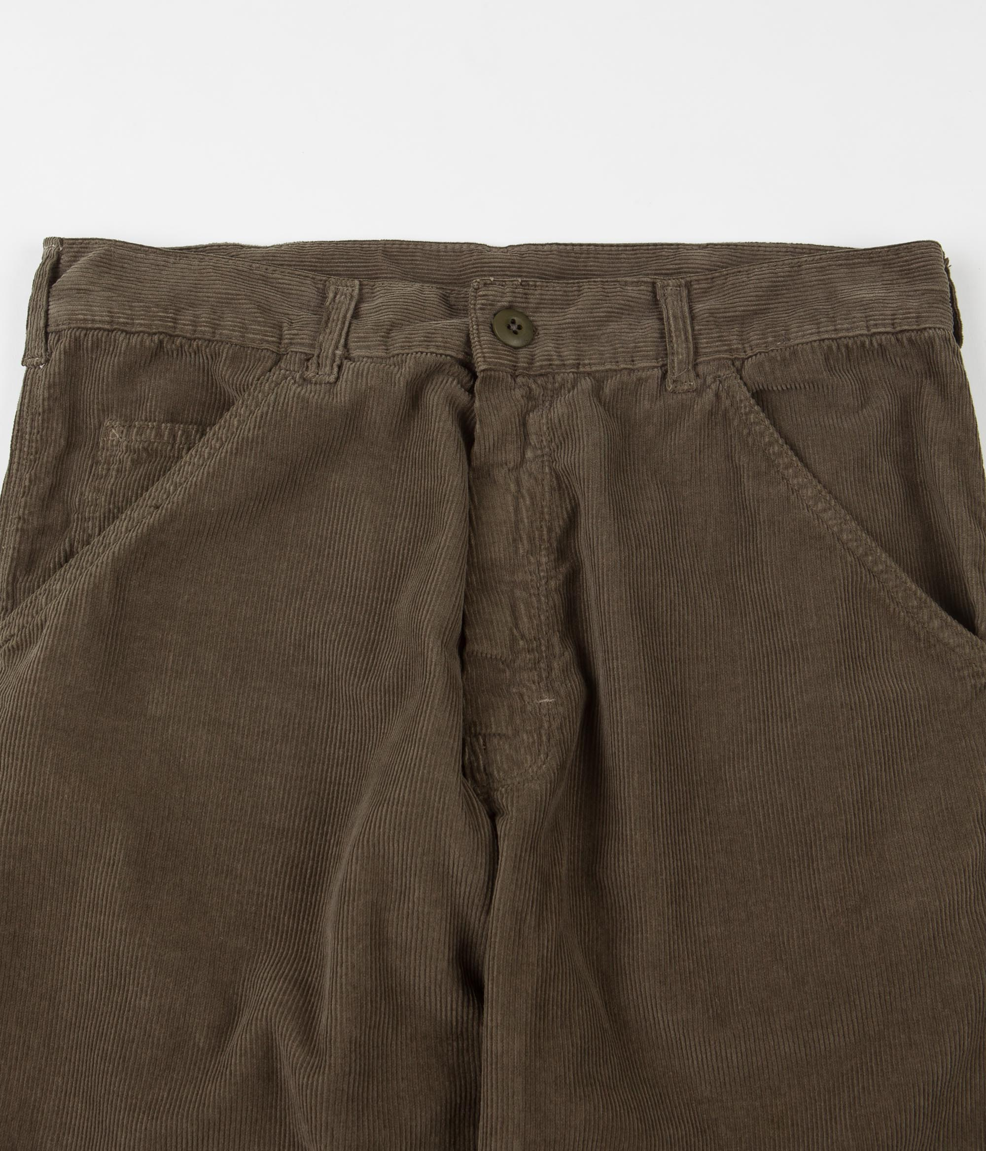 Stan Ray 80's Cord Painter Pants - Olive Cord