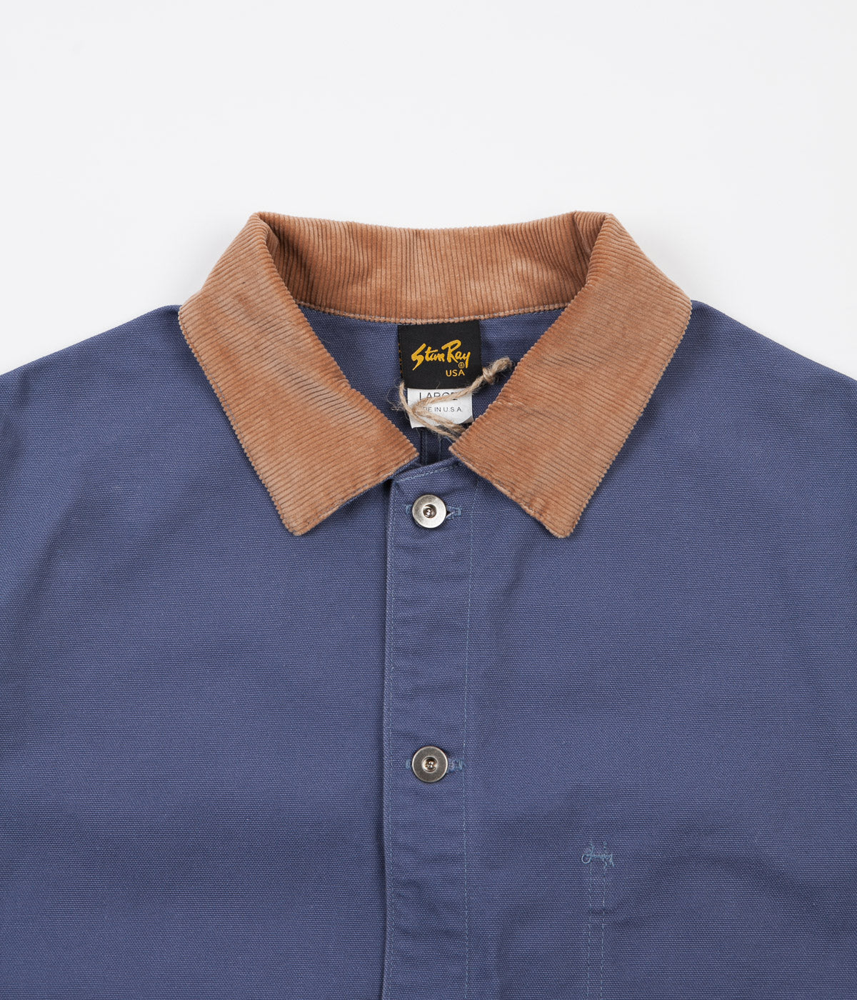 Stan Ray Archive Jacket - Garage Blue Duck