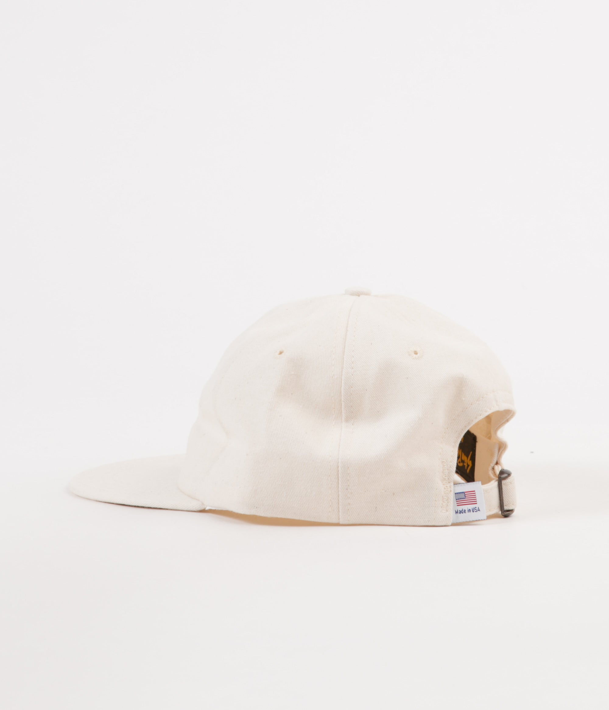 Stan Ray Ball Cap - Natural Drill