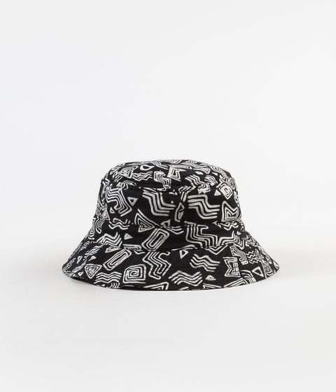 Stan Ray Fillmore Bucket Hat - Tom Tom Batik Black