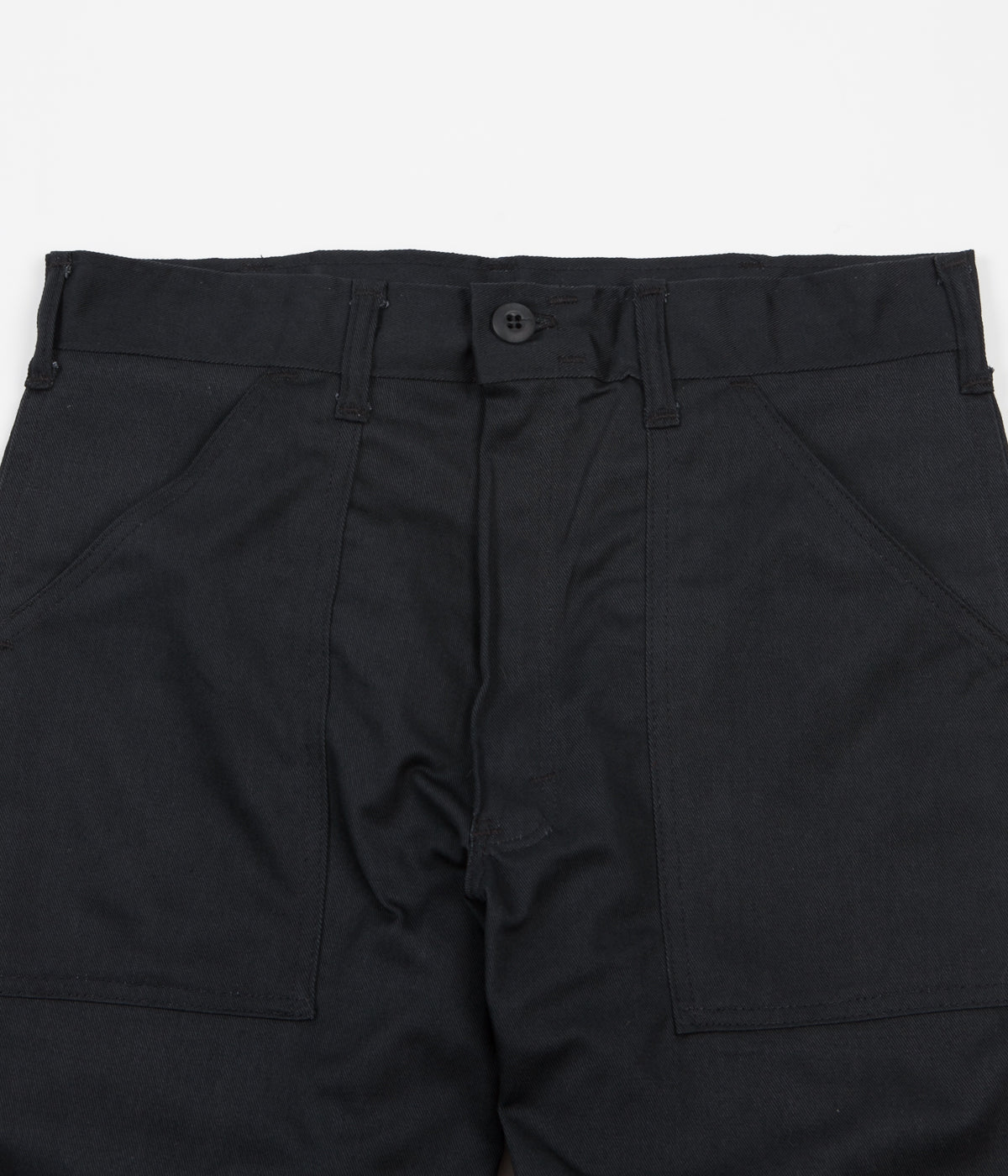 Stan Ray Original 107 4 Pocket Fatigue Trousers - Black