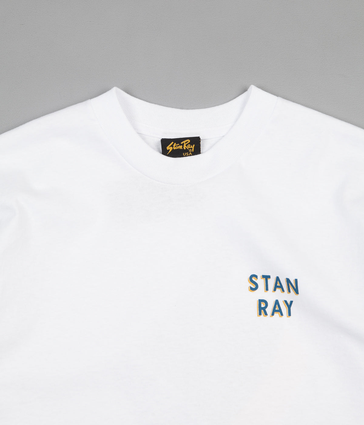 Stan Ray Paint Something T-Shirt - White