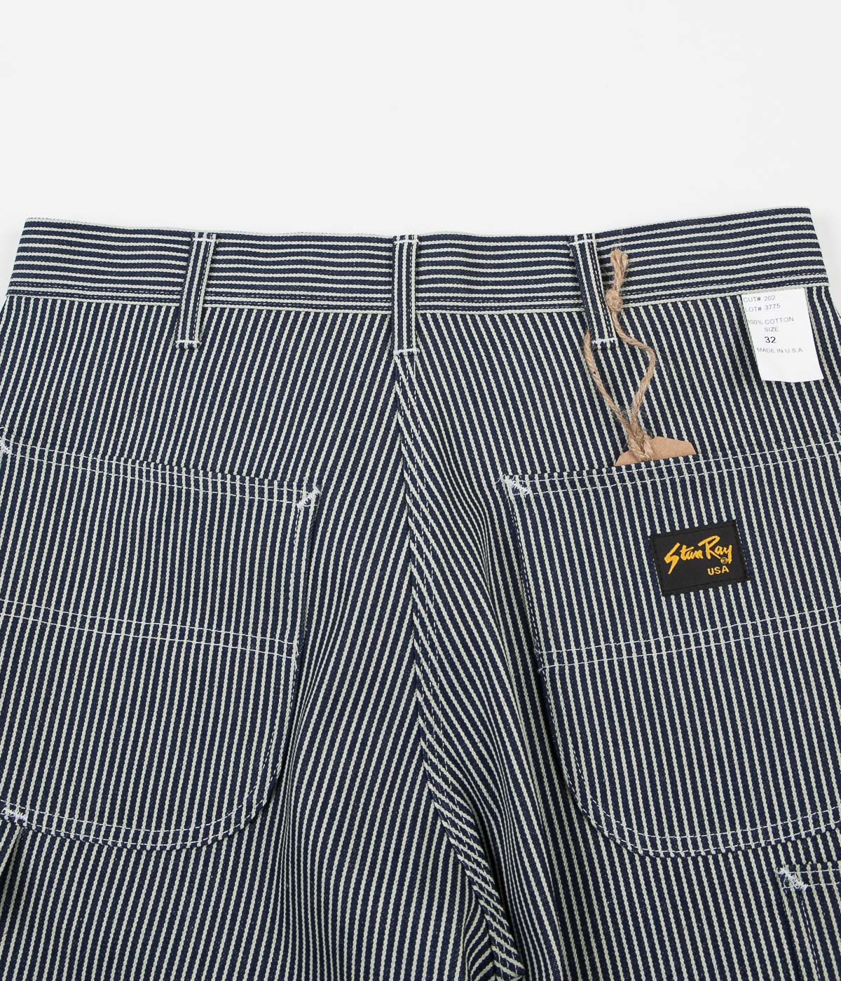 Stan Ray Painter Short - Hickory Stripe