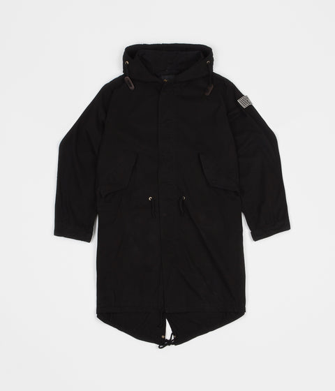 Stan Ray Parka Jacket - Black Ops