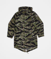 Stan Ray Parka Jacket - Tigerstripe