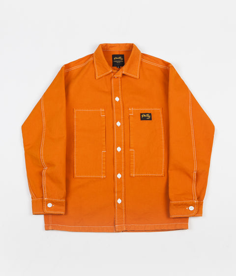 Stan Ray Prison Shirt - Bomber Orange