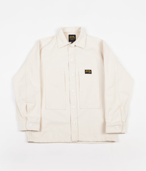 Stan Ray Prison Shirt - Natural Drill