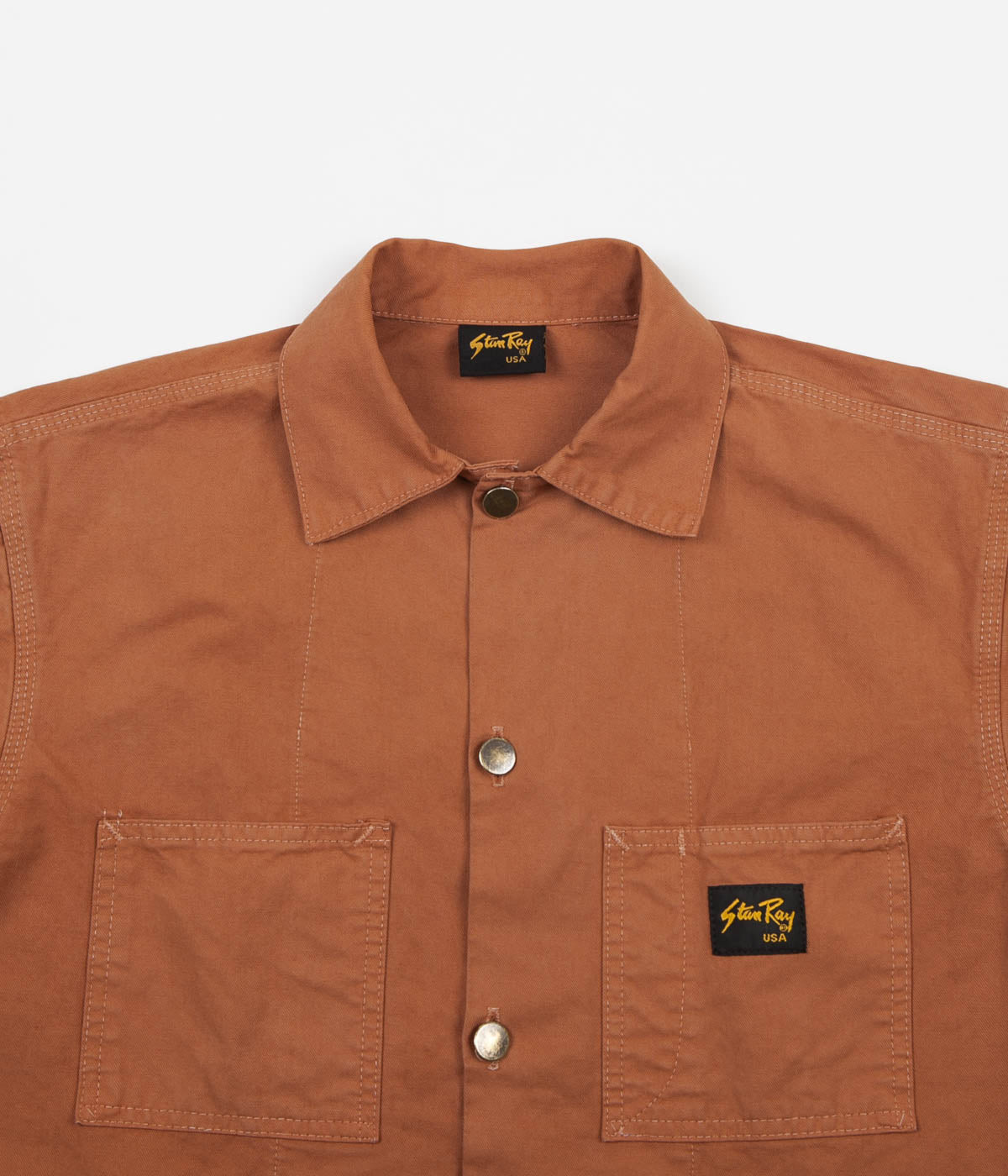 Stan Ray Shop Jacket - OG Golden Brown