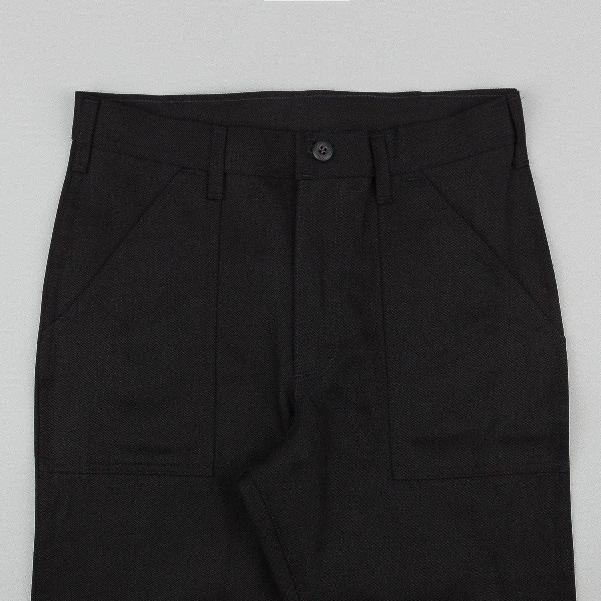 Stan Ray Taper 107 4 Pocket Fatigue Trousers - Black
