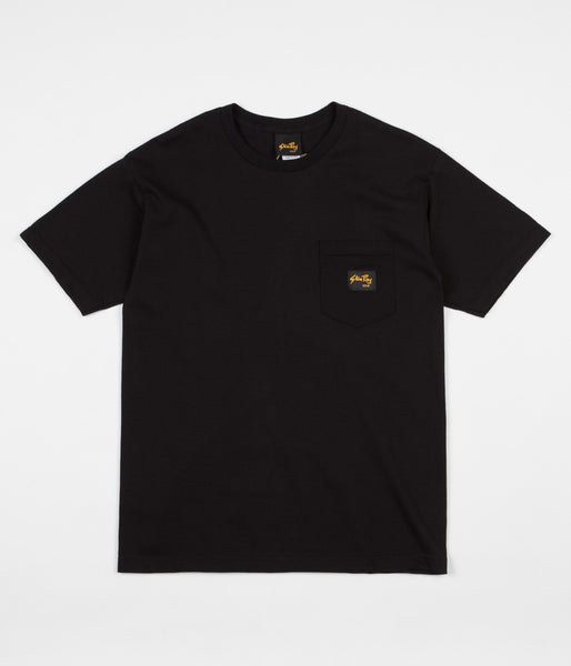 Stan Ray Stan Pocket T-Shirt - Black