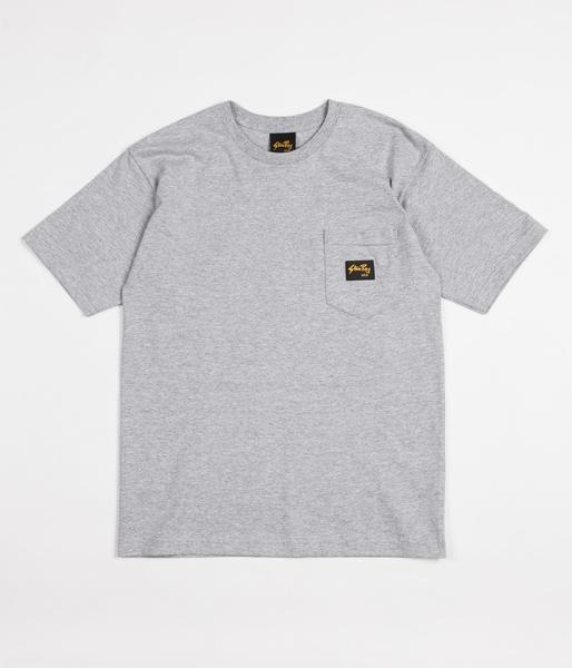 Stan Ray Label Pocket T-Shirt - Grey