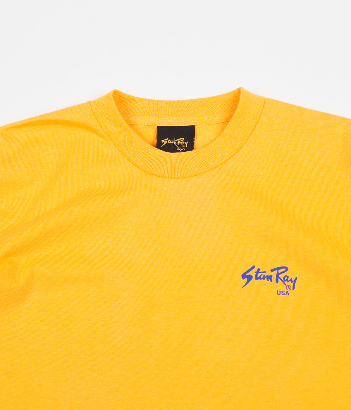 Stan Ray Stan T-Shirt - Book Yellow