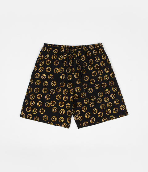 Stan Ray Volley Short - Smiley Batik Black