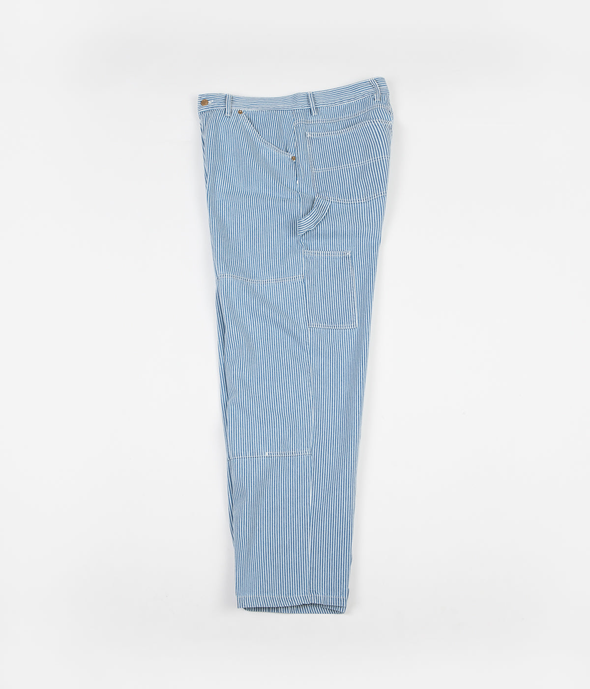 Stan Ray Wide Leg Painter Pant - Bleached Hickory