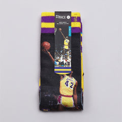 Stance NBA Legends James Worthy Socks Lakers