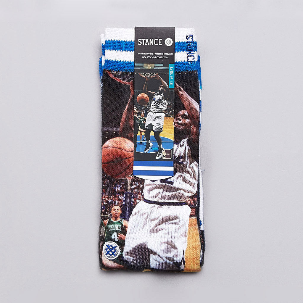 Stance NBA Legends Shaq / Hardaway Socks Magic