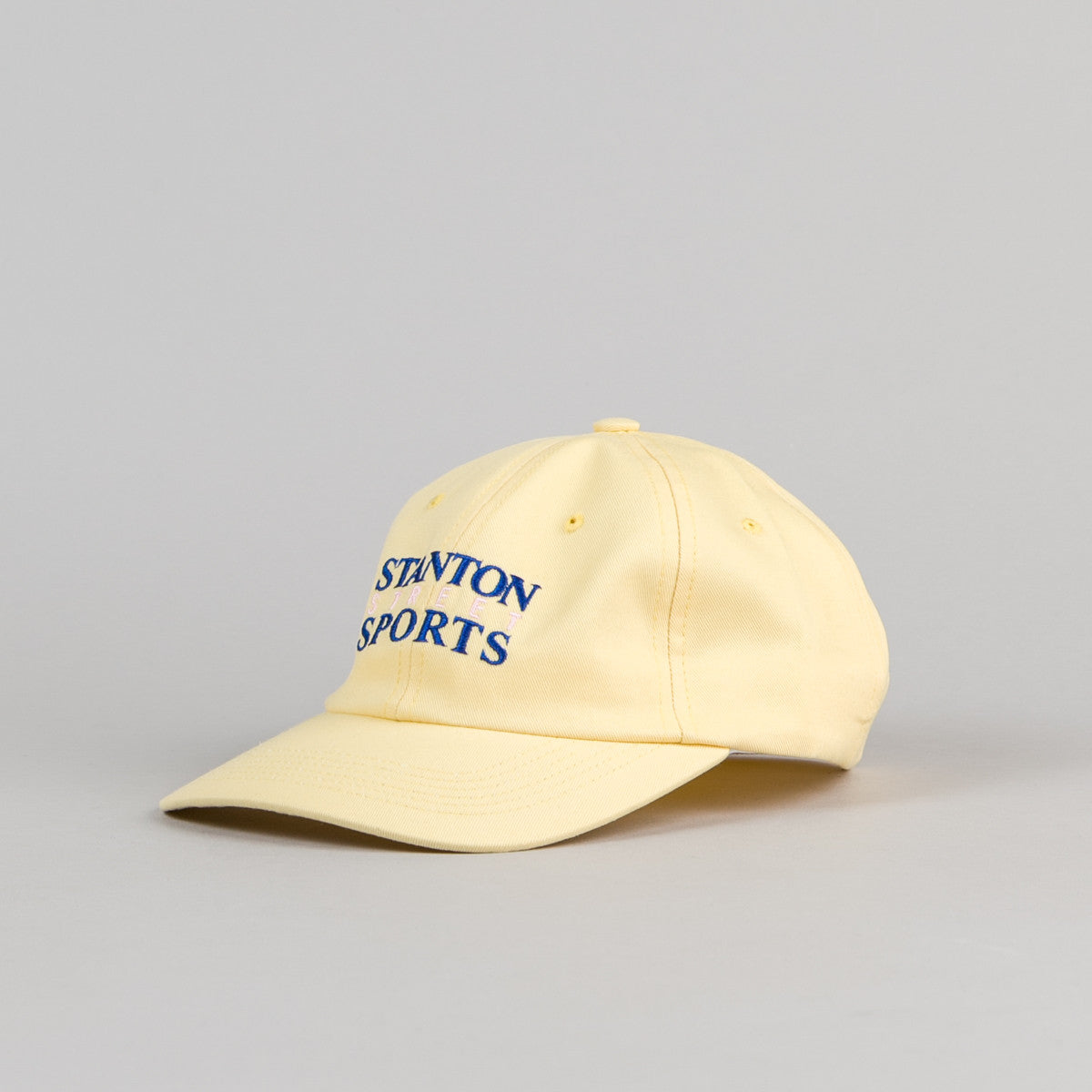 Stanton Street Sports Cap - Yellow