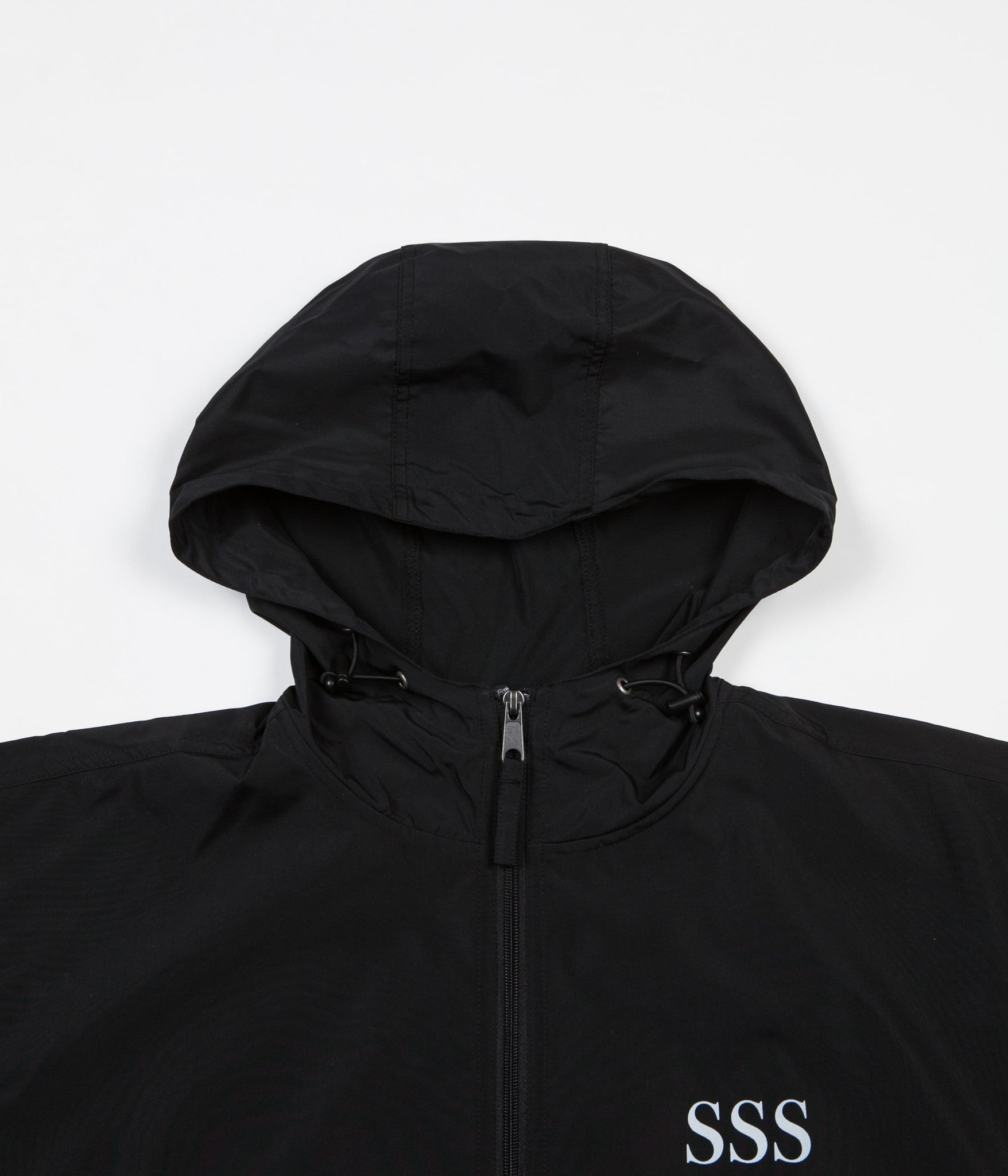 Stanton Street Sports Liberty Anorak - Black