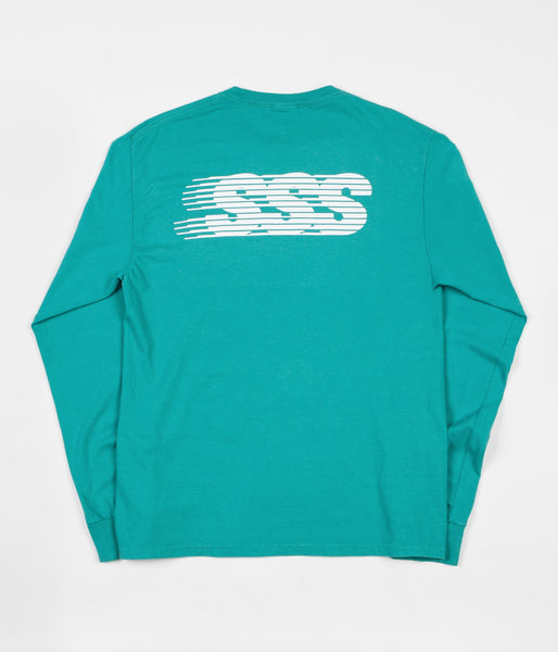 Stanton Street Sports Motion Long Sleeve T-Shirt - Jade