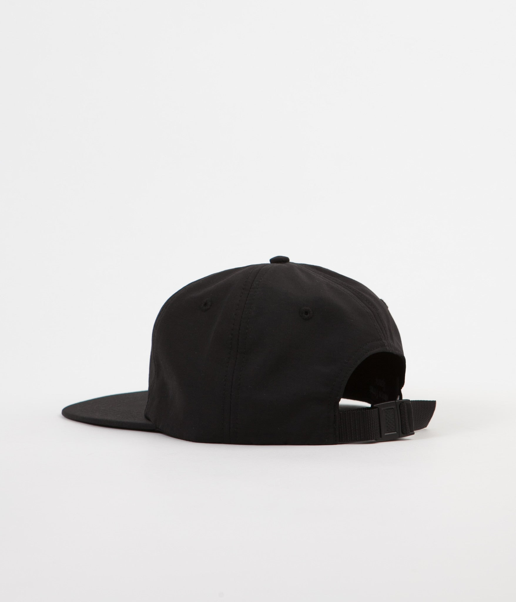 Stanton Street Sports Motion Polo Cap - Black