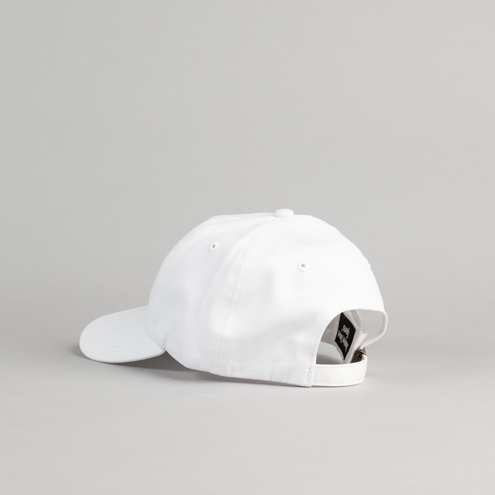 Stanton Street Sports News Cap - White