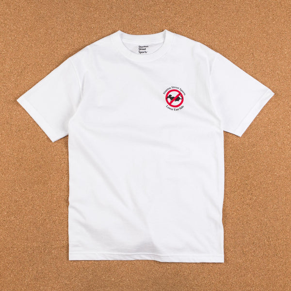 Stanton Street Sports Rat T-Shirt - White