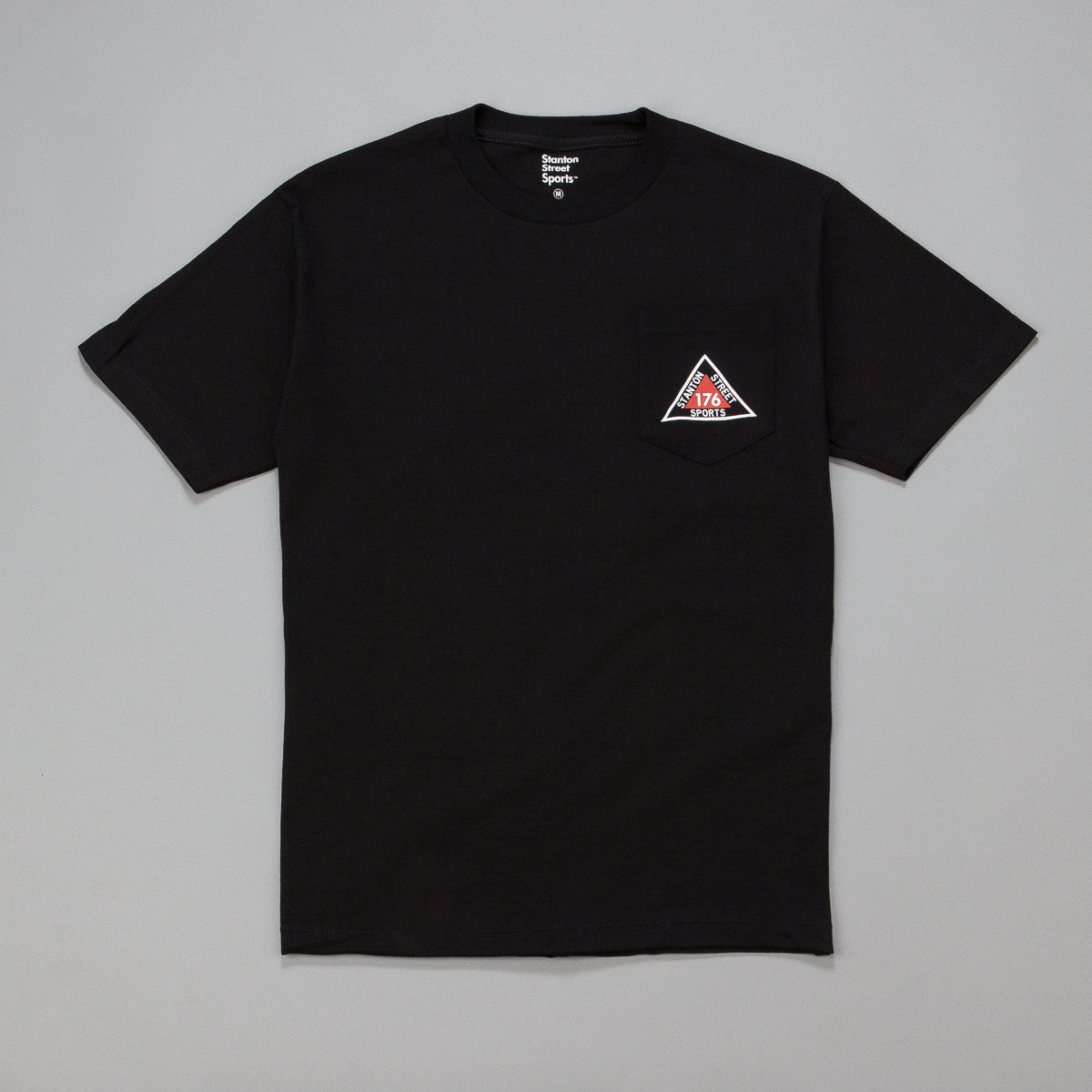 Stanton Street Sports Ridge Pocket T-Shirt