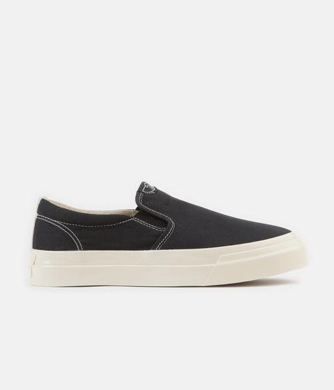 Stepney Workers Club Lister Canvas Shoes - Black
