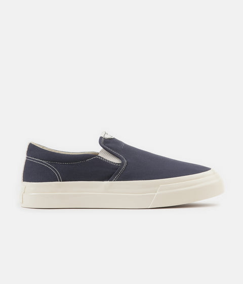 Stepney Workers Club Lister Canvas Shoes - Petrol