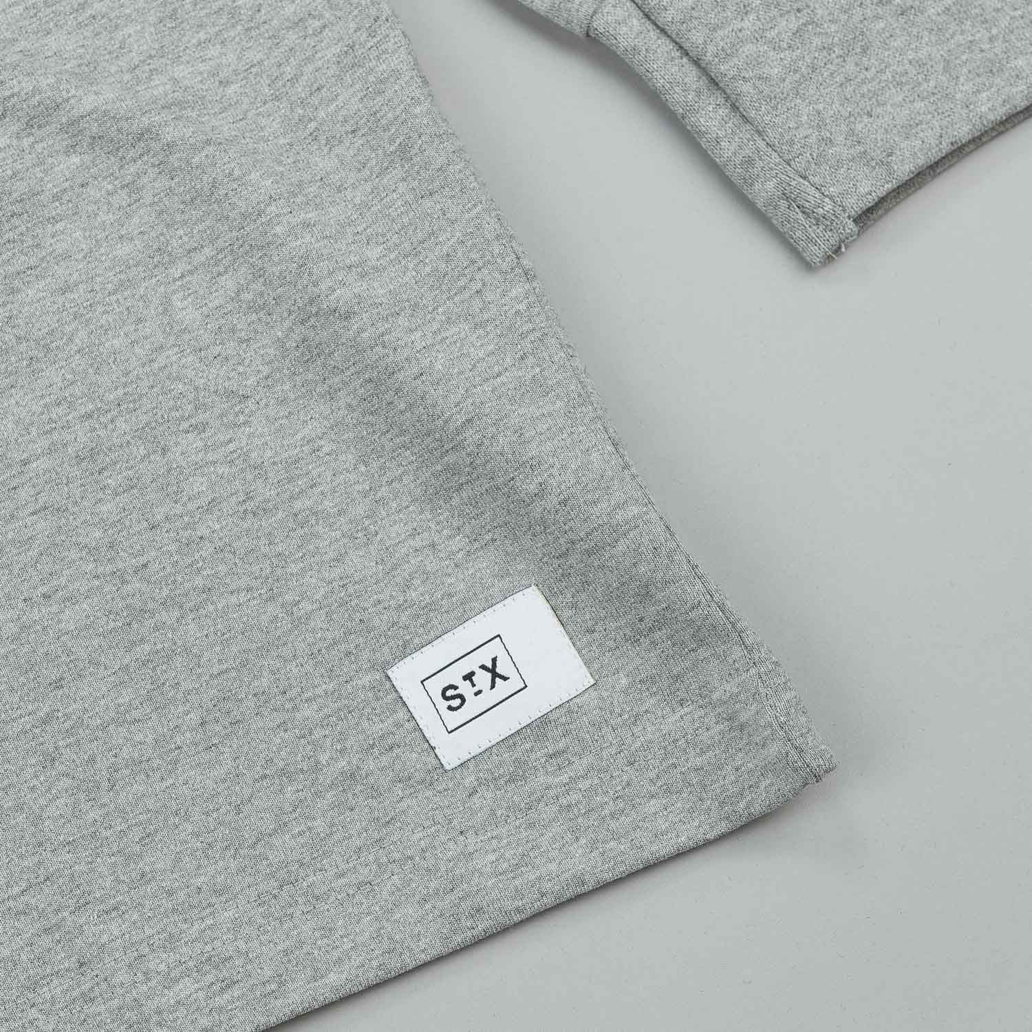 StreetX Speed Long Sleeve T-Shirt - Grey Marl