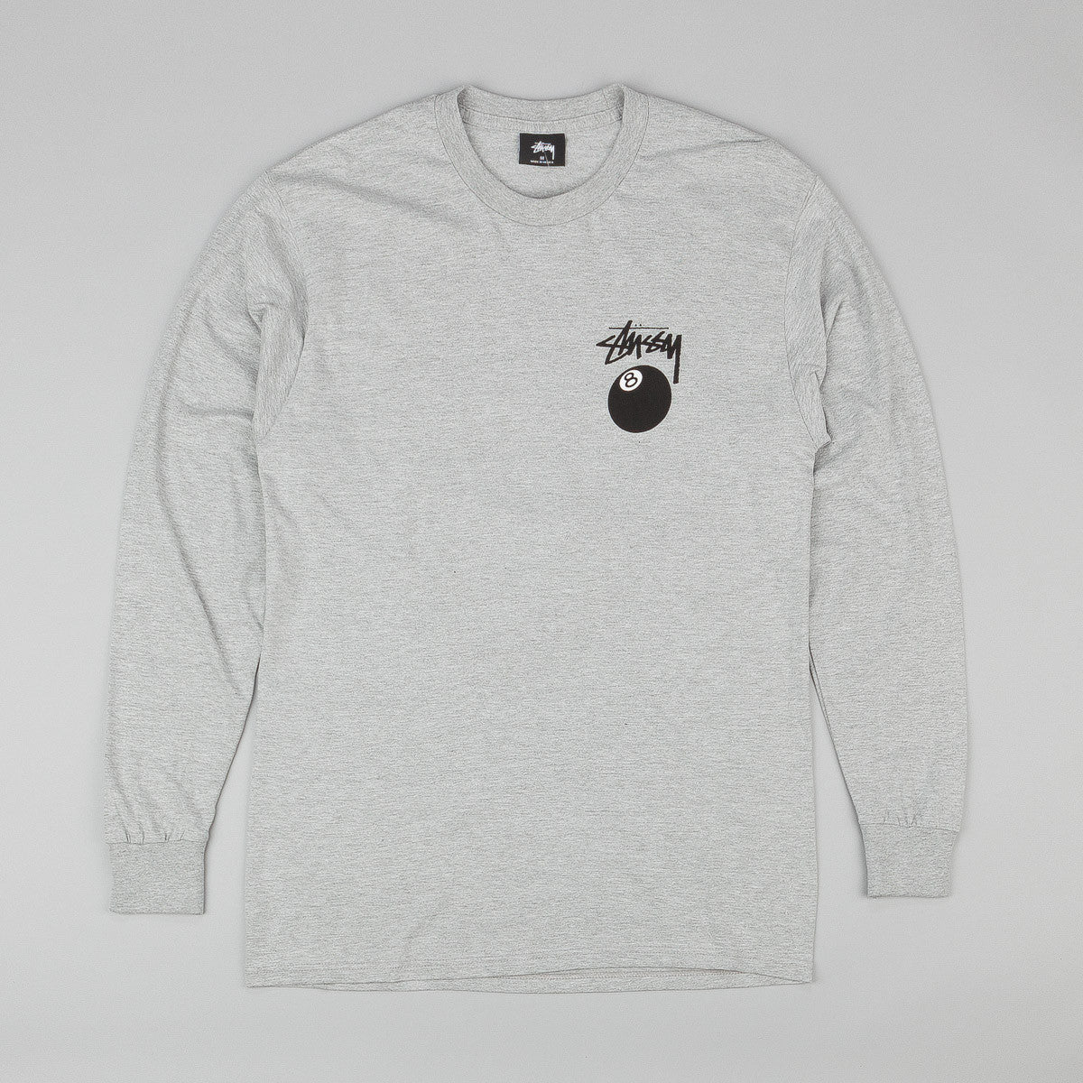 Stussy 8 Ball Long Sleeve T-Shirt