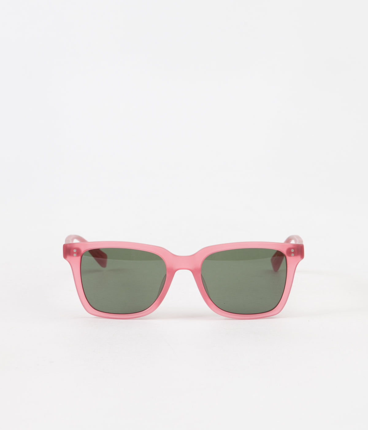 Stussy Angelo Sunglasses - Rose / Green