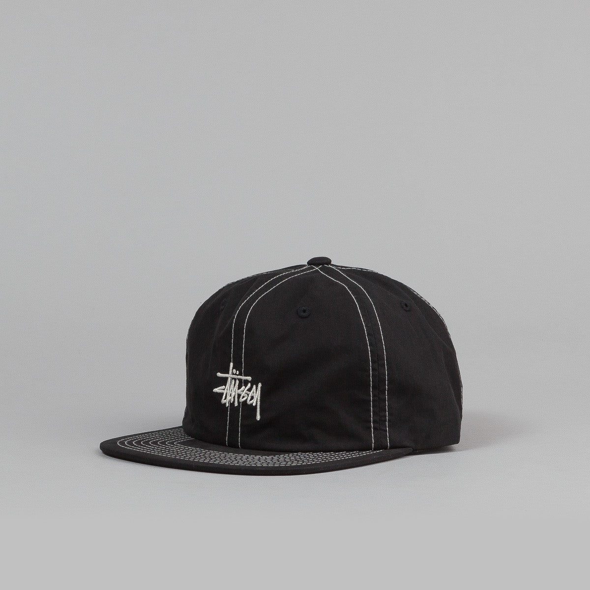 Stussy Contrast Stitched Strapback Cap