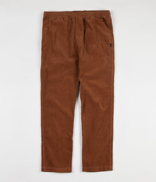 Stussy Corduroy Beach Pants - Tan