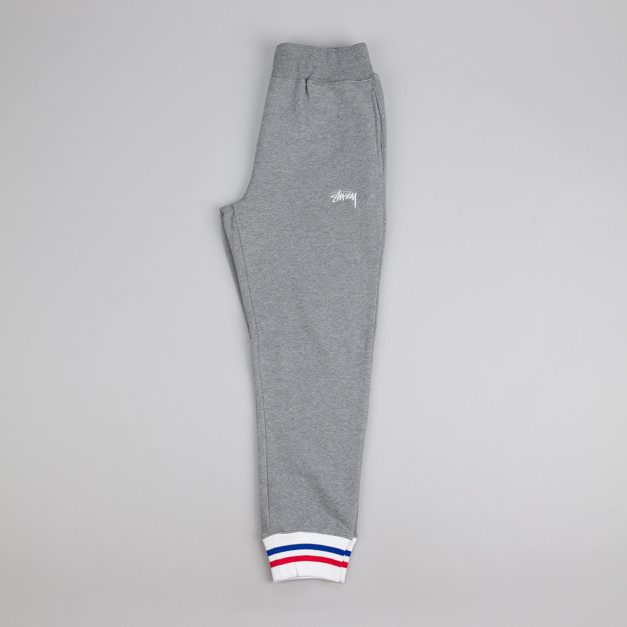 Stussy Cuff Sweatpant Grey Heather
