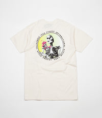Stussy Dead Flowers T-Shirt - Natural
